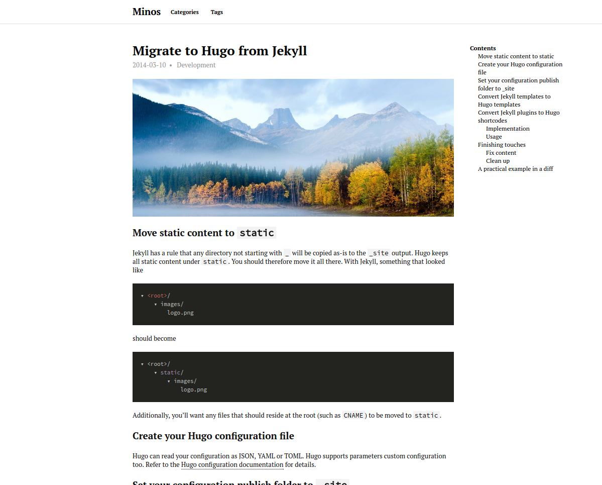 hugo-theme-minos-1