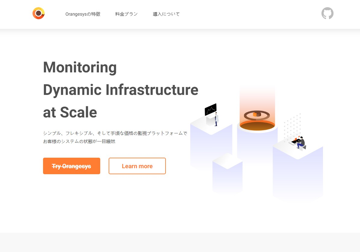 Orangesys.io official site